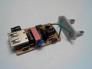 Nabijecka USB2